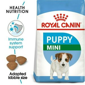 Royal Canin Mini Starter Dog Puppy Food Complete Nutrition Small Pellets 1Kg