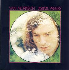 Van Morrison Astral Weeks Warner Bros Records 1768-2 US Audio CD with Booklet