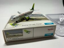 Herpa Wings 501460 1 : 500 - fly dba Boeing B737 300 NG Puma Limited Edition OVP
