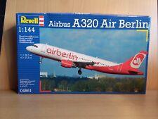 Airbus A 320 Air Berlin von Revell . Scale1:144