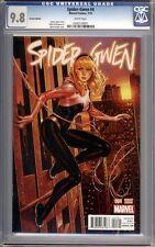 Spider-Gwen #4    Mark Brooks Variant   1st Print    CGC 9.8