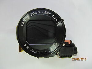 CANON POWERSHOT G7XII LENS ZOOM UNIT ASSEMBLY OEM PART free shipping