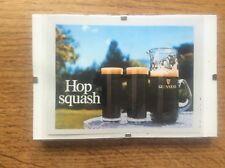 Hop Squash GUINNESS Advertising Advert Man Cave Vintage Retro Bar Pub Mounted