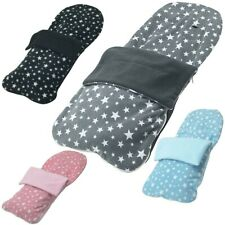 Snuggle Summer Footmuff Compatible with Silver Cross