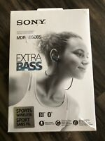 Sony MDR-XB50BS Wireless In-Ear Extra Bass Sport Headphone MDRXB50BS Black - New