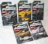 Fast & Furious 1-64 Hotwheels 5 car set Lamborghini Mclaren Nissan Ford Mercedes
