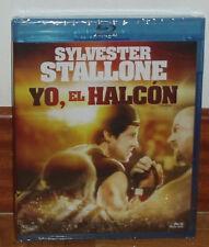 YO EL HALCON YO OVER THE TOP BLU-RAY NUEVO PRECINTADO ACCION ( SIN ABRIR)  R2