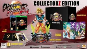 XBOX ONE DRAGONBALL FIGHTERZ FIGHTER Z COLLECTOR'S EDITION NEW Sealed Game