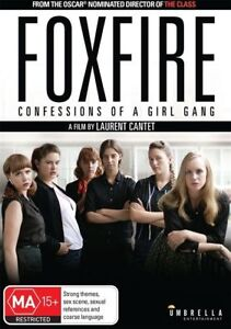 Foxfire - Confessions of a Girl Gang - New & Sealed Region 4 DVD - FREE POST