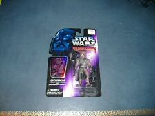 STAR WARS POWER OF THE FORCE POTF ACTION FIGURE  MOC CHEWBACCA SHADOWS OF EMPIRE