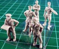 Milicast FIG081 1/76 Resin WWII Afrika Korps Officers