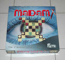 MADAM X The revolutionary Game – Ed Faro NUOVO scatola grande No Dama