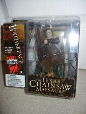 LEATHERFACE 2004 McFarlane Texas Chainsaw Massacre Thomas Hewitt Movie Maniacs 7