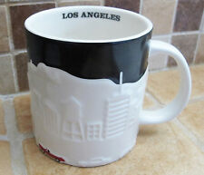 New Starbucks 2012 Limited Edition Collectors Series - Los Angeles Relief Mug