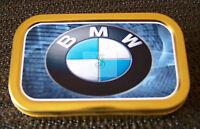 BMW Logo 1 & 2oz Tobacco/Storage Tins