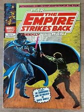 STAR WARS WEEKLY: No. 134, 18 Sept 1980 – The Empire Strikes Back