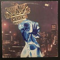 Jethro Tull – War Child LP CHR 1067 / 1974 Rock Prog Rock