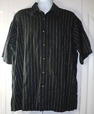 The Original BD Baggies Men's XL Short Sleeve Button Down Shirt