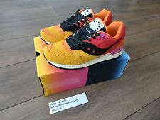 SAUCONY x UBIQ SHADOW MASTER ' PACIFIC DUSK' US 8 - DS