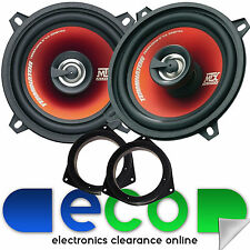 "TOYOTA MR2 W30 1999-2007 MTX 13cm 5.25"" 400 Watt Porta Altoparlanti Auto & Kit"