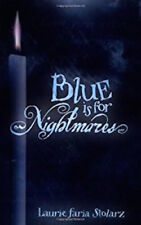 Complete Set Series Lot 5 Blue Is for Nightmares books by Laura Stolarz Fantasy
