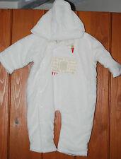 Mamas & Papas, Boys, Girls, Unisex, Soft, Padded, Pramsuit, Snowsuit, 3-6 months