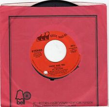 Al Wilson-Show and Tell (VG+)