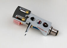 Chrome Headshell and Cartridge for Pioneer PL560, PL200, PL516, PL255, ATR