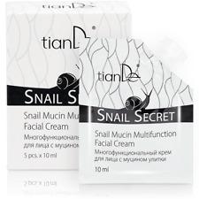 Snail Extract Face Cream Anti Ageing Blackhead Acne Scars Repairing Cream 1x10ml