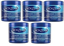Noxzema Classic Clean Deep Cleansing Cream 12oz Each Lot of 5