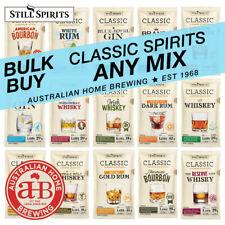 Still Spirits Classic Spirit Essences ANY 14 OF CHOICE homebrew spirit making