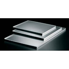 Fondo sotto lavello alluminio protezione sottolavello 45 60 80 90 120