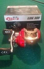 The reel company baitcaster fishing reel 10+1 ball bearing system