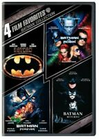 BATMAN COLLECTION: 4 FILM FAVORITES (2PC) NEW DVD