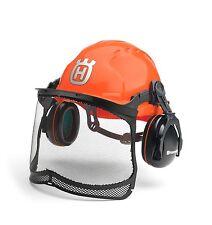 Husqvarna Forestry Helmet with 6 point ratchet system