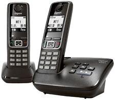 Gigaset A420 A DUO Schnurlostelefon mit 1 Zusatzgerät und Anrufbeantworter, S3