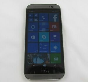 HTC 6995LVW One M8 Windows Verizon Phone  GOOD