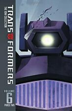 NEW - Transformers: IDW Collection Phase Two Volume 6