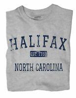 Halifax North Carolina NC T-Shirt EST