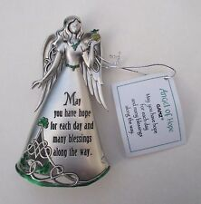 p Angel of Hope IRISH BLESSINGS FIGURINE ganz for each day and along the way