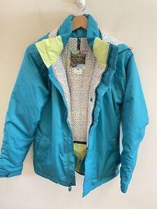 Burton Girls DryRide Snowboard Ski Winter Jacket Size Large 14/16