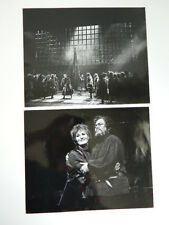 2 photo originale Donald Southern Opéra Dalibor Anne EVANS John MITCHINSON 1976