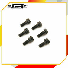 Mr. Gasket 910 Pressure Plate Bolts 3/8 in.-16 x 1 in. Fits GM AMC Chrysler
