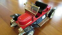 Franklin Mint 1911 Stanley Steamer race car #7 1:16 Diecast Model W/ Box and Tag