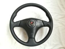 Toyota Supra MR2 Celica Lexus SC300 IS200 TRD Leather Steering Wheel SRS OEM JDM