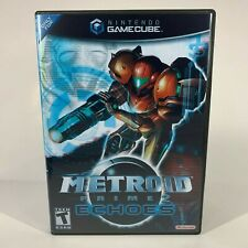 GameCube Replacement Case - Case Only NO GAME - Metroid Prime 2: Echoes