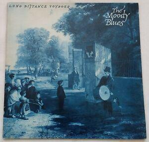 "The Moody Blues - Long Distance Voyager - 12"" Vinyl Album - 1981"