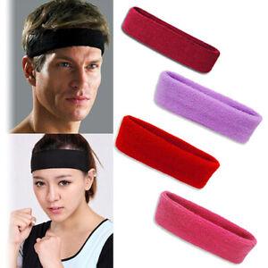 !!CHEAP!! 20PCS Sweat Headband Sports Sweatband Gym Running Car Boot Sales