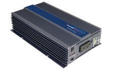 PST-1500-12 SAMLEX 1500W 12VDC INPUT 120VAC OUTPUT PURE SINE WAVE INVERTER