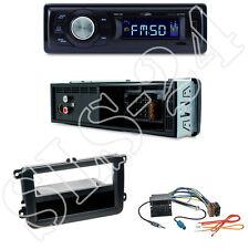 Caliber RMD021 Autoradio + VW Eos Golf Variant Radioblende  + ISO Adapter Set